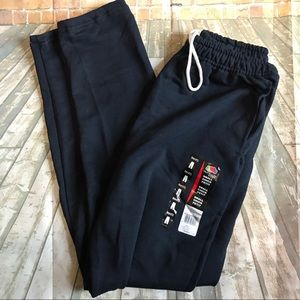 Men's sweet pants black size s new with tags